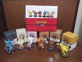 Set Figure Pokemon Go - isi 6 pcs
