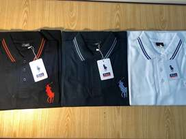 Polo T-shirts fresh stock available with home delivery