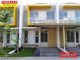 BU!! rumah dijual termurah di green lake city Cluster australia