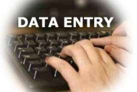 DATA ENTRY JOB OPENING IN MY COMPANY