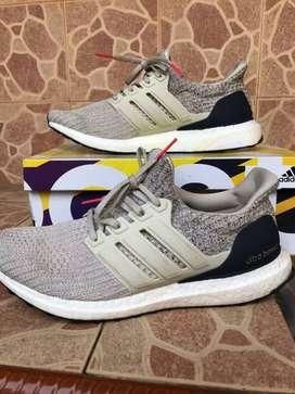 Sepatu adidas Ultra boost 4.0 Clear Brown