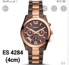 Jam tangan wanita Fossil ES4284 original