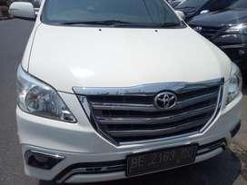 Jual cepat Toyota Kijang Innova V 2.0 Matic 2015 Istimewa