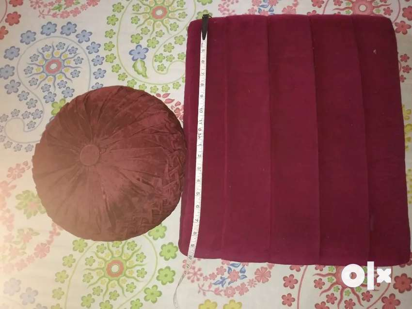 Cushions two types 0
