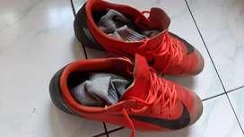 Sepatu bola Nike mercurial cr7 size 43 original made in china