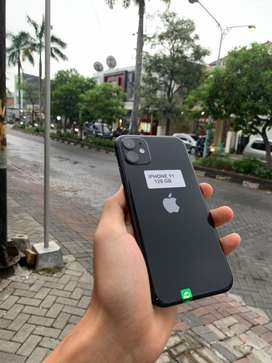 Iphone 11 128 Gb fulset bisa kredit
