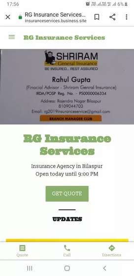 RG Insurance Services