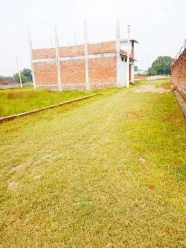 Fully residential plot near para thana Jaipuria school ke pass