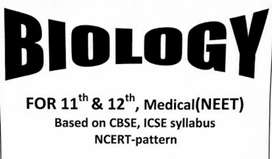 Complete your biology 12th syllabus in 1 month