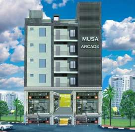 242 sq ft front shop MUSA ARCADE H-13 ISLAMABAD