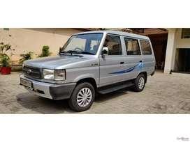Toyota Qualis FS B6, 2002, Diesel