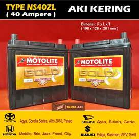 Aki Kering Nissan March Free Delivery