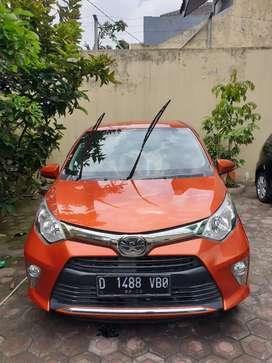 Toyota Calya G 1.2 MT 2018. LOW KM 20 RB Antik, Mulus & Siap Pakai !!!