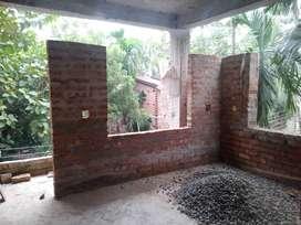 2 bhk falt for in Nav Para Ravinndra road Barasat