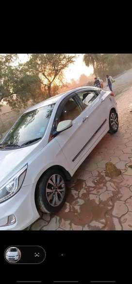 Hyundai Verna fluidic sx
