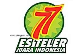 Karyawan Es Teler Juara Indonesia