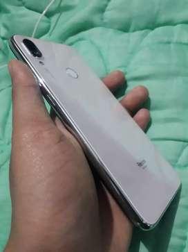 Redmi note 7 s white colour  48 mp camera