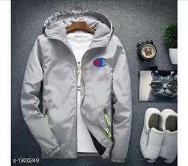 Men polyester jacket