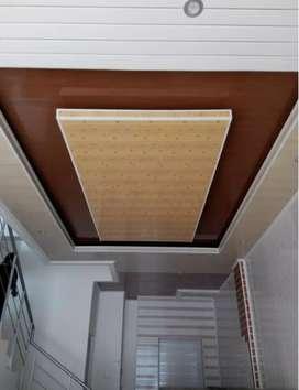 Jasa aplikator ahli pembuatan plafon PVC