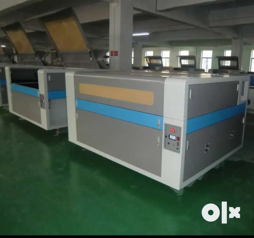 We are dealing Laser Machine,CNC Routers, Cutting