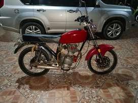 Sepeda Motor CB jadul