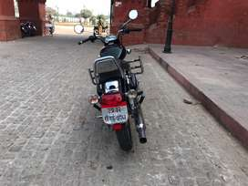 Royal enfield electa 1st owner with vip number