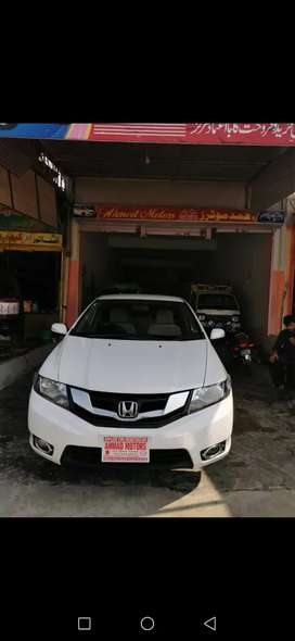 HONDA CITY  AHMED MOTORS MULTAN ROAD CHOWK MUNDA