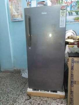 Haier 195 litre fridge with 4 star