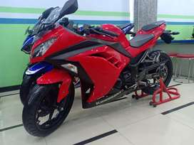 Kawasaki ninja fi 250 cc tahun 2016