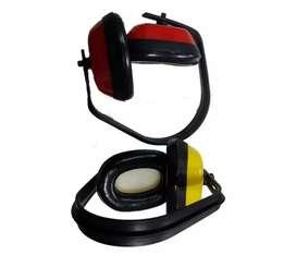 Pelindung Telinga Plastik Ear Muff Alat Safety Baru Bs COD