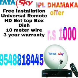 TATA Sky best seller