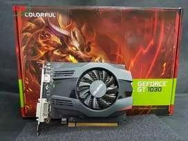 VGA gt1030 colorful pembelian nov 19