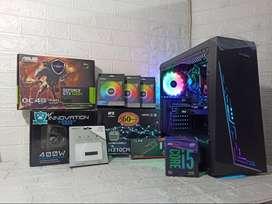 Pusat Penyedia PC Gaming Desain ataupun Office Harga terjangkau