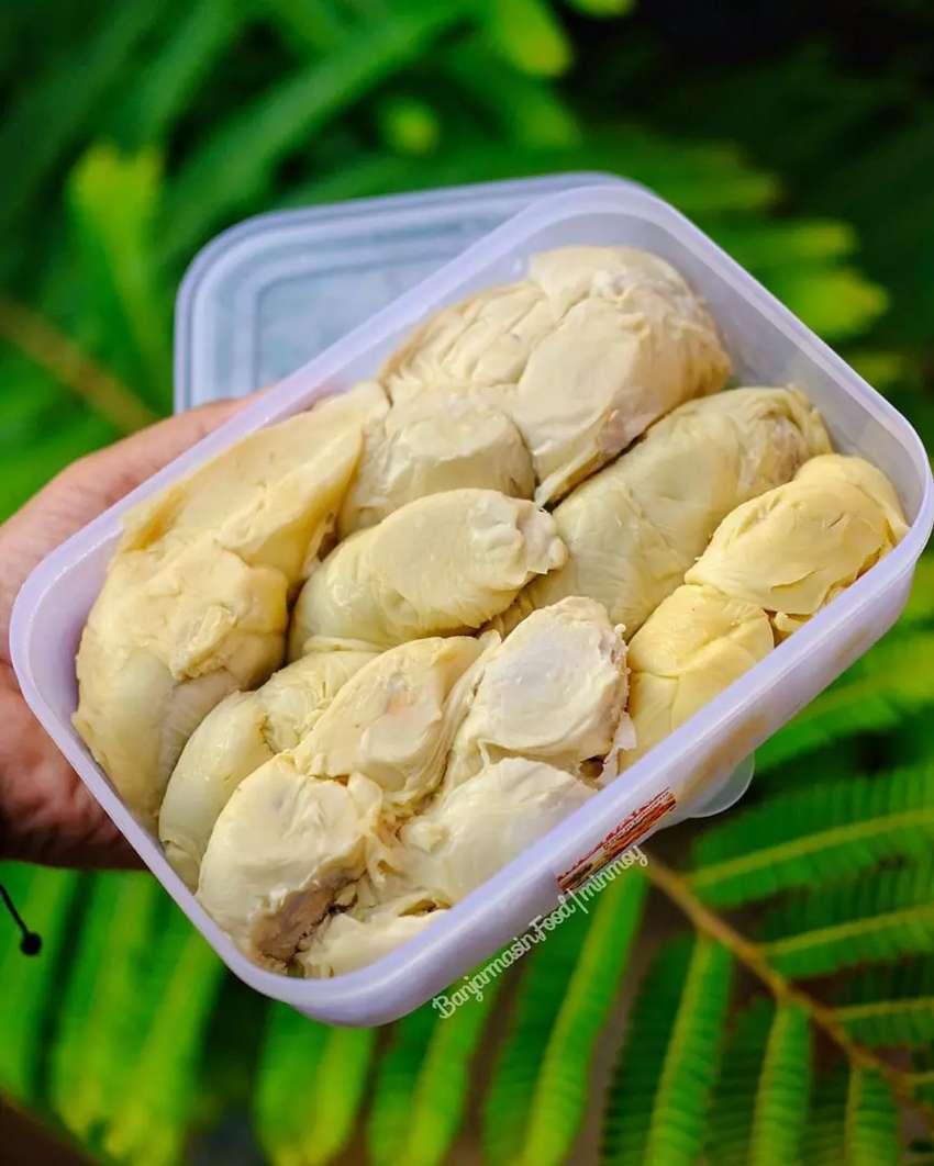 Durian kupas Medan 0