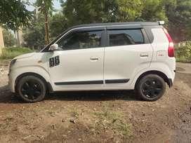 Maruti Suzuki Wagon R 1.0 2020 Petrol 6500 Km Driven