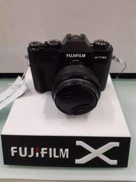 Fujifilm XT30 Promo gratis 1x Angsuran