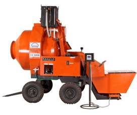 Less used Concrete mixer  E-square RM 800 for sale