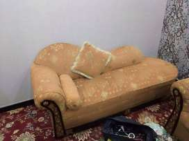 5 Seater Sofa Set with 3 Seater Dewan For Sale