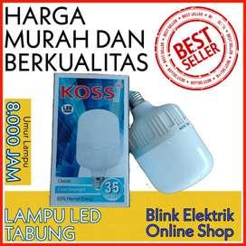 Lampu LED murah 5, 10, 15, 20, 25, 35 watt Lampu Bohlam Hemat Energi