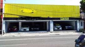 DIJUAL !! Ex. Showroom Mobil Jl. Indragiri 56-58 Surabaya Sangat cocok