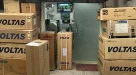 VOLTAS AC'S  AVAILABLE NEW BRAND 1 Ton 1.5 Ton 40% OFF