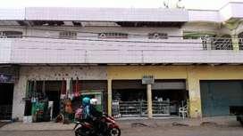 Rumah beserta 8 ruko Di Pagaden Subang