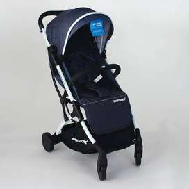 Bisa bayar di tempat ,Stroller Babydoes seri Pronto stroller CabinSize