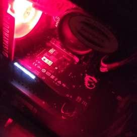 TURUN HARGA Jual santai aja PC rakitan Ryzen 3 GTX 1650 RARE