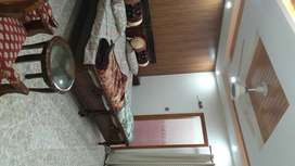 Brand new furnished portion to rent for short term stay of families