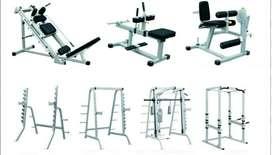 newly commercial gym setup lagaye