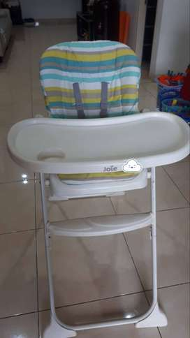 Kursi makan high chair bayi Joie