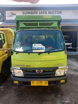 Hino Dutro 130 HD Dump truk Jombo thn 2014