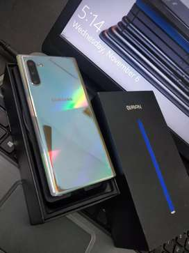 Samsung Note 10 256Gb 1month old