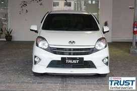 Toyota Trust - Toyota Agya TRD 1.0 AT 2013